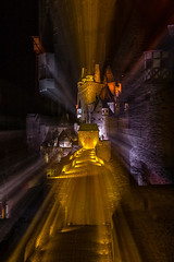 EMD #280 - Burg Eltz (Electrical Movements in the Dark) Tags: lightartphotography lightartperformancephotography lapp electricalmovementsinthedark emd lightart paintingwithlight longexposure zooming