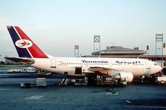 F-OHPR Airbus A.310-325 Yemenia (pslg05896) Tags: fohpr airbus a310 yemenia cdg lfpg paris roissy