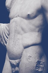 archeology I (huseyinketencioglu) Tags: istanbul history culture male sculpture art photography