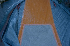 Froid du matin (Samuel Raison) Tags: hautsplateauxduvercors vercors montagne automne tente mountainhardwear popote nikon nikond800 nikon41635mmafsgvr