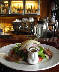 Steak Salad Mountain (Neil Noland) Tags: vietnam hanoi oldquarter food cuisine