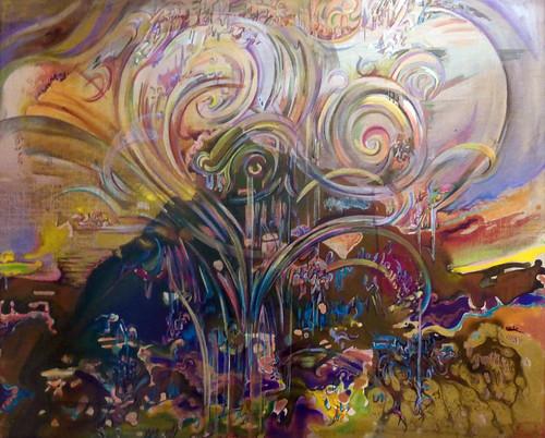 Blickpunkt Abstrakt