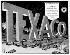 Texaco Automobilistes : Texaco Motor Oil (OldAdMan) Tags: oldadman advertisements advertising vintage paper texaco motoroil automobilistes pureteabsolue