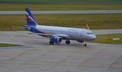VP-BLH - Airbus A320-214 (SL) (Digi-Joerg) Tags: internationalerverkehrsflughafen hannoverlangenhagen haj aeroflot airbusa320 ersterflug15032013 heimatflughafenmoskausheremetyevo vp russian