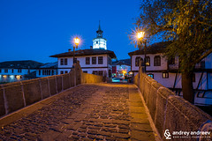 The beautiful town of Tryavna, Bulgaria