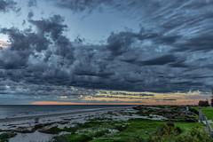 Foreshore (johnwilliamson4) Tags: adelaide beach clouds foreshore semaphore southaustralia sunset water australia
