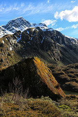 Mount Xenicus (south*swell) Tags: mount xenicus mountxenicus mountain routeburntrack routeburn newzealand scenery landscape rock nature mountainous