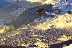This is Verbier. (clicheforu) Tags: clicheforu thisisverbier verbier valais 4valles wallis suisse switzerland alpes snow winter view landscape nature