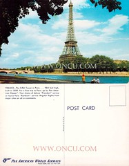 Paris - Fransa (talatwebfoto1) Tags: yapi kule paris fransa renkli 19501970