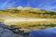 Formarinsee (Oliver Noggler) Tags: dalaas vorarlberg sterreich at formarinsee lech arlberg herbst wasser bergsee berge alpen rotewand