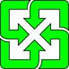回收標誌 (getaiwan) Tags: 回收 標誌 recycle symbol 資源
