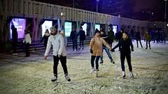 IMG_4286 (ermakov) Tags: gorkypark icerink winter snow boy girl people color m24 streetartkatok