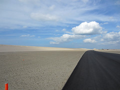 Maasvlakte2 (Harry -[ The Travel ]- Marmot) Tags: road new urban haven man holland beach netherlands dutch tarmac proud clouds strand port project point coast rotterdam sand industrial open space empty nederland noordzee wolken made northsea future land coastline maas vanishing industrie zone waterway qatar weg rijkswaterstaat zand asfalt kust luchten zuidholland ruimte leeg civilengineering vergezicht leegte toekomst civieletechniek dutchclouds hollandse toekomstig hollandseluchten waterweg verdwijnpunt quatar vergezichten handgemaakt reclamed verkeerenwaterstaat wijdsheid industriegebied mainport tweedemaasvlakte maasvlakte2 maasvlaktetwee opgespoten