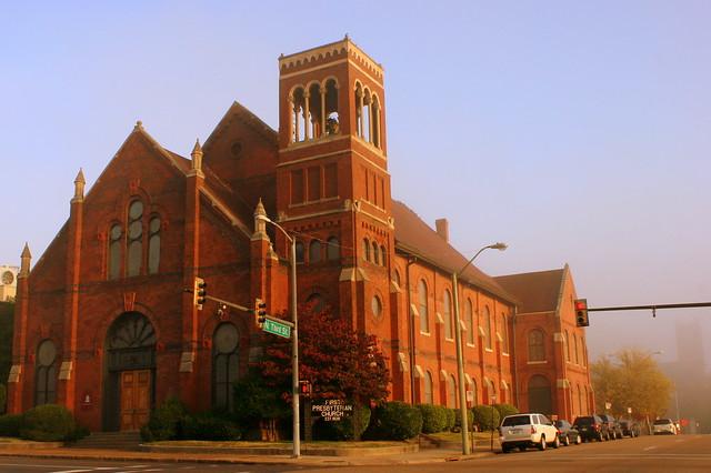 First Presbyterian Church - Memphis, TN