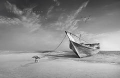 Ship (suliman almawash) Tags: art digital photoshop kuwait suliman        almawash