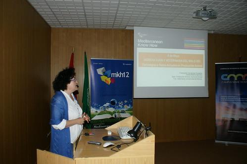 Conferencia Fuensanta Hernández 2