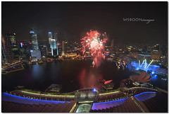 NDP Firework 2011 @ Singapore Marina Bay Sands_9701 (wsboon) Tags: city longexposure travel cruise light sky holiday color tourism water architecture night clouds composition buildings relax corporate lights design photo google search nikon singapore asia exposure cityscape view nocturnal skyscrapers heart fireworks perspective visit tourist calm explore photograph land destination serene cbd pimp nocturne dri singapura bumboat centralbusinessdistrict blending singaporecityscape masteratwork marinabay uniquelysingapore singaporecity peopleculture marinabaysands d700 singaporecruise singaporelandscape ndp2011 nocommentsimplyperfectsingaporeview