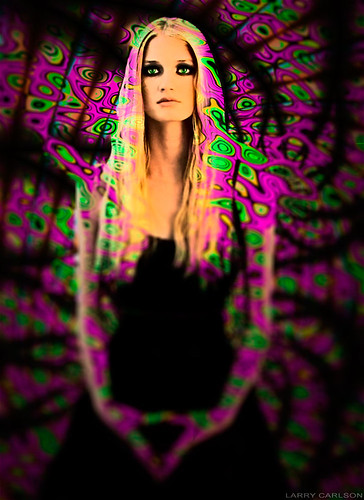 LARRY CARLSON, Portrait 07-2010, digital photography, 2010.