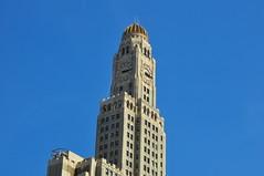 Williamsburgh Savings Bank Tower (Triborough) Tags: nyc newyorkcity ny newyork brooklyn downtownbrooklyn kingscounty