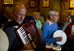 Cockermouth LIVE! (terryh1609) Tags: uk music irish english beer drink guitar folk song traditional pipes ale mandolin scottish accordion flute brewery cumbria fiddle tradition tunes concertina jennings melodeon cockermouth jenningsbrewery