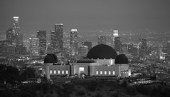 L.A. Downtown Skyline@Griffith Park, Hollywood, CA (Jet A-1 Aviation Photography) Tags: skyline losangeles los downtown angeles hollywood griffith