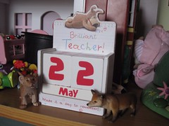22nd May 2013, Wednesday, Drizzle (tomylees) Tags: wednesday calendar may perpetual 22nd 2013