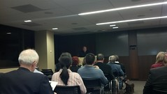 Hesburgh Lecture 2012 - NDSeattle (NDSeattle) Tags: seattle november school irish ted father dean whitney law greater priest fighting notre dame lecture 2012 dorsey hesburgh ndls ndsea