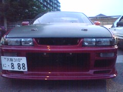 KC380083 (nsyan) Tags: car nissan silvia