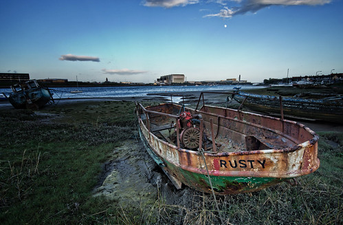 Rusty The Boat