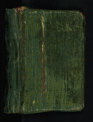 Book of Hours, Binding, Walters Manuscript W.534, Upper board outside (Walters Art Museum Illuminated Manuscripts) Tags: book miniature illumination christian greece devotion manuscript byzantine waltersartmuseum codex 15thcentury bookofhours horologion originalbinding