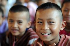 Displaced Burmese Children in Thailand [EXPLORE] (Oliver J Davis Photography (ollygringo)) Tags: portrait people childhood thailand southeastasia burma refugees photojournalism karen myanmar maesot displaced displacement photojournalistic kayin displacedpeople oliverdavisphotography oliverjdavisphotography