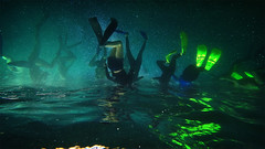 Pulmn libre (Juan David Restrepo) Tags: sea water night stars noche mar agua diving snorkeling estrellas libre buceo firmamento pulmn sapzurro