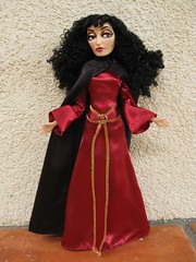 Disney Store Mother Gothel (The Toy Box Philosopher) Tags: mother disney rapunzel tangled gothel
