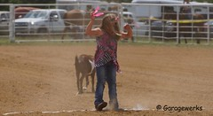 Welch Jr Rodeo, June 2013 (Garagewerks) Tags: horse oklahoma sport race america outdoors cowboy child sony country barrel sp american ama di rodeo arkansas cowgirl 70300mm tamron vc usd a77 countryliving barrelracing barrelrace f456