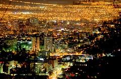 NOCHE EN SANTIAGO (Pablo C.M || BANCOIMAGENES.CL) Tags: chile city santiago night noche ciudad santiagodechile providencia