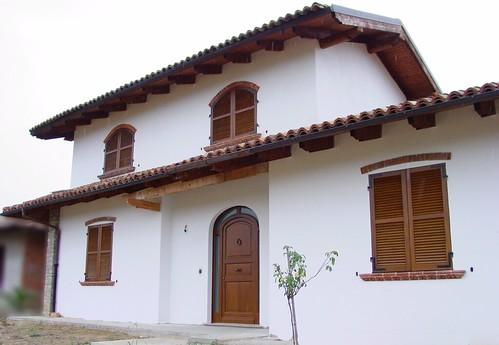 Casa Linea Classica con Persiane paletta stretta