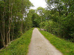 Pubic footpath along the old North Eastern Railway line (formerly the South Durham and Lancashire Union railway) from Darlington to Tebay (penlea1954) Tags: uk england sc water river grey durham beck south union north railway lancashire viaduct valley cumbria trust limestone darlington northern scandal gill eastern footpath pubic magnificent highest tebay viaducts smardale