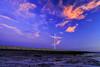 lovely clouds (Thunderbolt_TW) Tags: sunset sea sky sun reflection water windmill canon landscape taiwan 夕陽 台灣 日落 風景 windturbine 彰化 changhua 風車 彰濱 西濱 肉粽角 彰濱工業區 風景攝影 hsienhsi 線西 changpingindustryarea