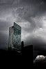 Dark days (tootdood) Tags: tower clouds dark manchester canal moody days rochdale beetham canon600d