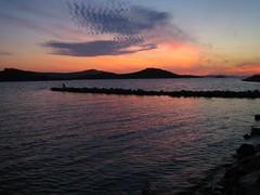 Zalazak na Ćakulonovon mulu | Sunset