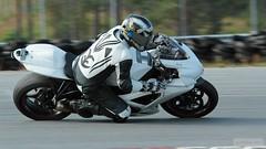 Drive training at Kemora race track, Finland (Holtsun napsut) Tags: track day moto motorcycle motorsport rata kesä motorrad päivä