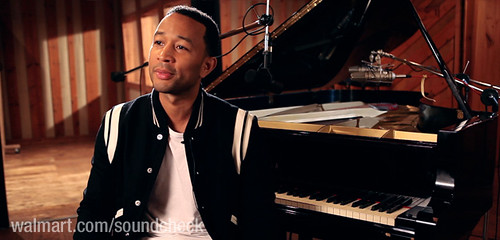 John Legend Tells Walmart Soundcheck Abo by Lunchbox LP, on Flickr