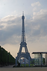 Eiffel Tower (Halliwell_Michael ## Thank you for your visits #) Tags: paris france architecture eiffeltower cities 2010 nikond40x