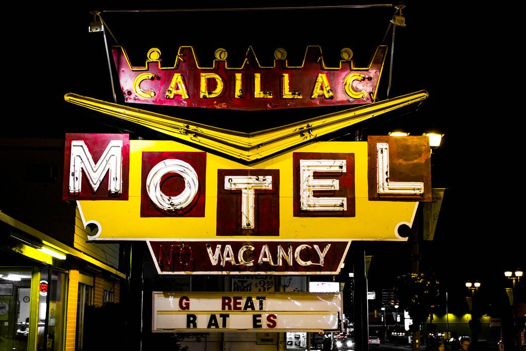 Cadillac Motel - Niagara Falls