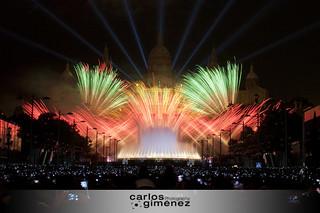 Fireworks, Music & Water - Piromusical