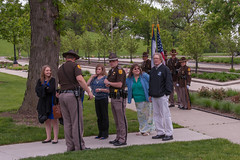 2015 Iowa Law Enforcement Memorial (cwwycoff1) Tags: trooper police iowa sheriff lawenforcement desmoines