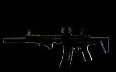Back lit AR-15 SBR (S.Dobbins) Tags: arms stock arc shift down battle ring mount tango pro alpha armory h1 defense development ar15 pri accurate alg bcm centurion advanced aac silencer fortis cmr pdw armament suppressor aimpoint arisaka mvb magpul mbuis elzetta magpod inbustries 556sd