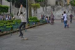 Hombre libre (ekineret) Tags: park parque urban color colour mxico libertad jump df district sunday free style teen skate skateboard salto coyoacan federal libre citizens joven teenage coyoacn distrito patineta saturnday