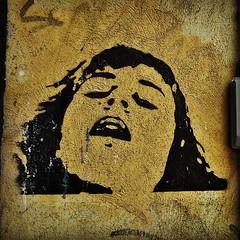 #dirty #stencil #girl - #graffiti #stencil #Gent #Belgium #visitgent (Ferdinand 'Ferre' Feys) Tags: ifttt instagram stencil gent belgium graffiti streetart artdelarue graffitiart graff urbanart belgique belgië ghent gand urbanarte arteurbano ferdinandfeys