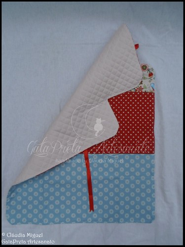 "Conjunto de maternidade ""Bluebirds CottageII"""